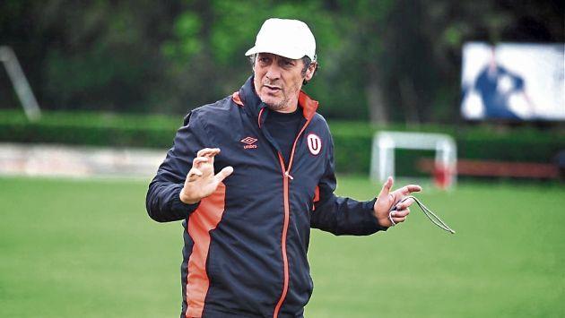 Universitario de Deportes: Pedro Troglio peleará por el clausura con lo que tiene (USI)