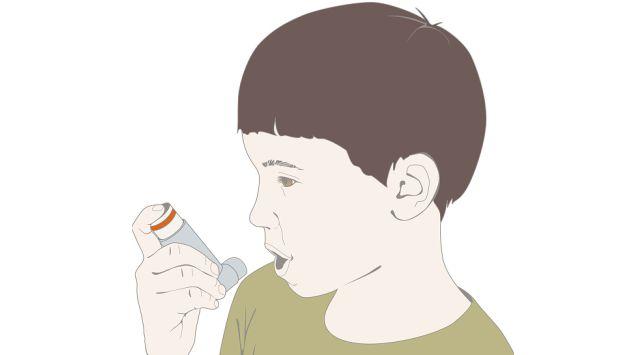 Para evitar el asma, la prioridad es el control y tratamiento. (Gettyimages)