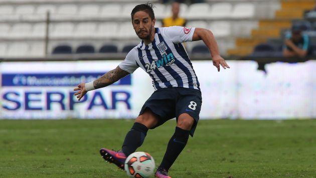 Hohberg espera que Alianza Lima pelee el Clausura. (USI)