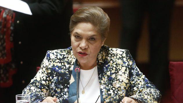 Congresista indicó que se evalúa interpelar a la ministra Martens. (Geraldo Caso/Perú21)