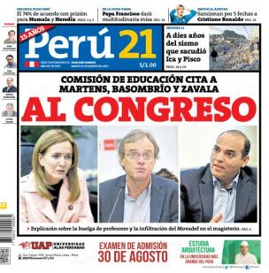 Noticias del espect culo del peru y el mundo peru21 Noticias del dia en el mundo del espectaculo