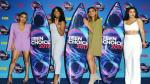 Estos son los ganadores de los Teens Choice Awards 2017 [FOTOS] - Noticias de teens