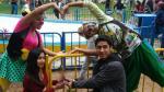 Parejas podrán reafirmar su amor 'al estilo parisino' en la Pileta del Eterno Amor [FOTOS] - Noticias de municipalidad de lima