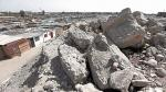 A 10 años del terremoto en Ica, 8 mil familias urgen de ayuda [FOTOS Y VIDEO] - Noticias de sismo