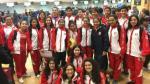 ¡Listos para brillar! 26 nadadores peruanos juveniles buscarán el oro en la Copa Pacífico - Noticias de valeria zapata