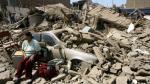 Estas son las impactantes imágenes que dejó el terremoto de Ica en el 2007 [FOTOS] - Noticias de extorsionadores