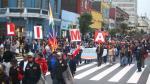 A 5 mil docentes de Lima Metropolitana le descontarán sueldos por no acudir a clases - Noticias de pronunciamiento