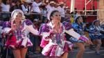 Así fue el corso por el 477 aniversario de Arequipa [FOTOS) - Noticias de recorrido