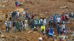 Sierra Leona: Al menos 105 niños han muerto tras alud que cayó por inundaciones [FOTOS] - Noticias de leon dormido