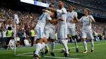 El Santiago Bernabéu explotó de alegría. (Getty images)