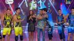 Los amigos Nicola Porcella y Rafael Cardozo se pelearon en el reality 'Esto es guerra'. (América TV)