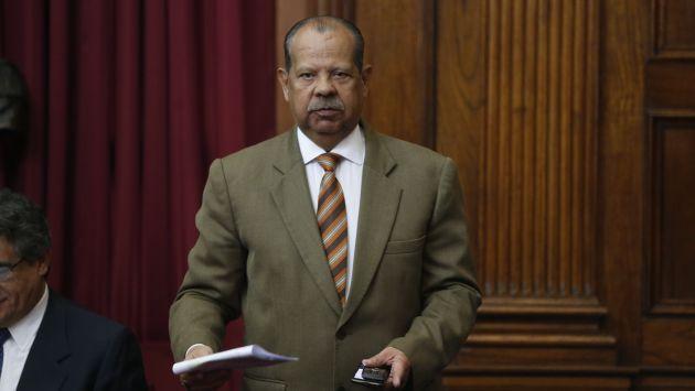 Congresista anuncia que pedirá al INPE relación de terroristas excarcelados (Mario Zapata)