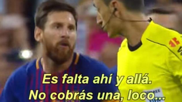 Barcelona cayó por dos tantos a cero frente al Real Madrid en el Santiago Bernabéu. (YouTube)