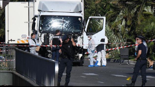 Todos los atentados fueron reivindicados por el Estado Islámico (El Periódico).