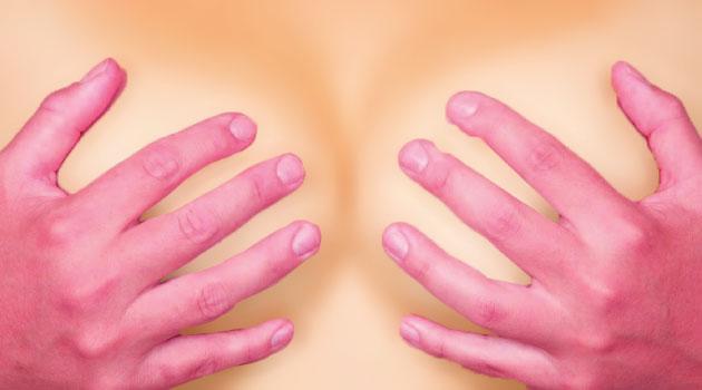 El doctor Herbet Otto informa que estimular los senos es la segunda forma común de tener un orgasmo. (Getty)