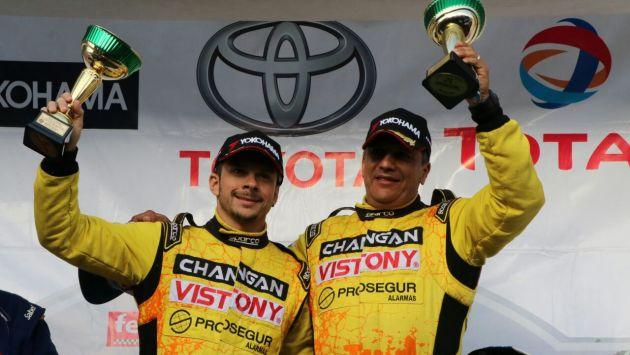 Piloto busca su sétima corona en el deporte motor peruano. (Difusión)