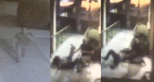 Mujer fue atacada por un violador en la calle y nadie hizo nada para ayudarla. (LAPD)