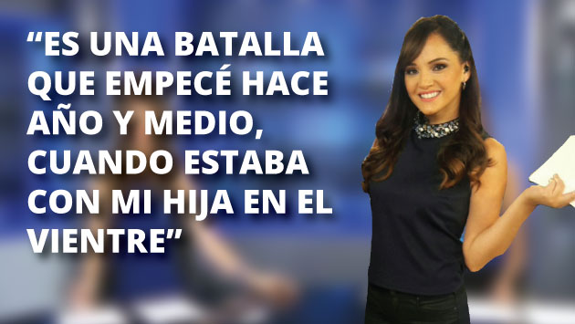Perla Berríos dispuesta a seguir con juicio contra Latina.