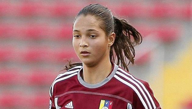 El pasado 3 de agosto la 'Messi venezolana', como popularmente se le reconoce, fue considerada Jugadora del Año en la United Women's Soccer. (EFE)