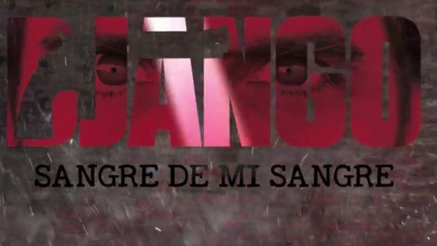 Apareció el primer teaser de 'Django 2' y no te lo puedes perder. (Captura Facebook Django)
