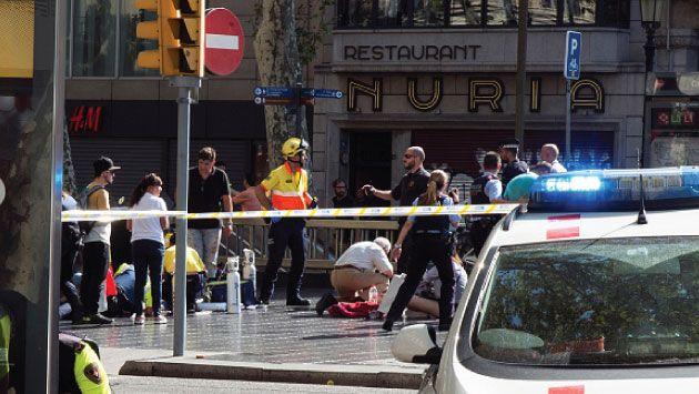 Atentado Barcelona: Abatieron terroristas que planeaban segundo ataque.
