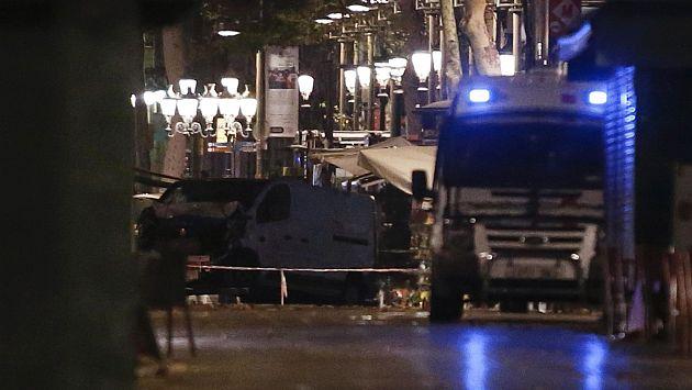 Todo lo que debes saber sobre el atentado en Barcelona que ha dejado al menos 13 muertos
