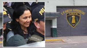 Nadine Heredia escribe carta pública desde la prisión