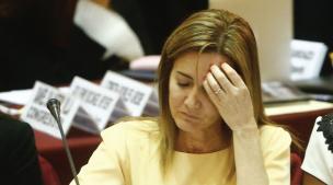 Presentan moción para interpelar a la ministra Marilú Martens