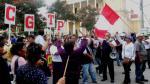 CGTP espera reunirse mañana con el presidente Pedro Pablo Kuczynski - Noticias de presidente