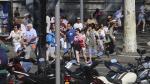 Atentado en Barcelona: España declara tres días de luto por ataque. (AP)