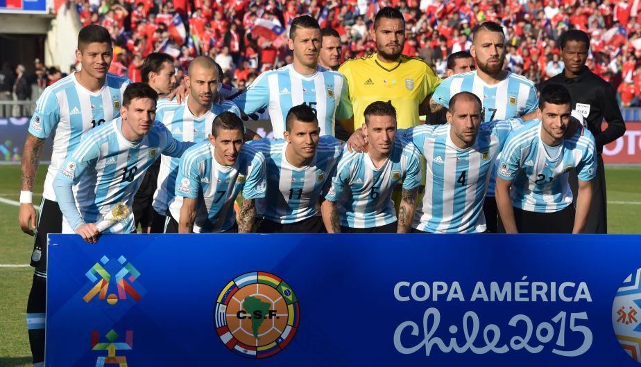 Chile derrotó en penales a Argentina y es campeón de la Copa América 2015