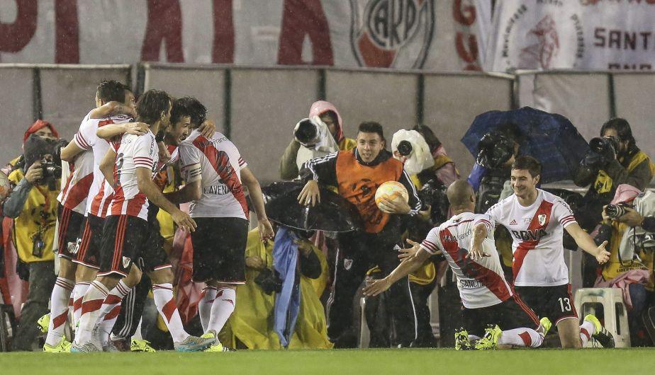 River Plate venció 3-0 a Tigres y es campeón de la Copa Libertadores 2015