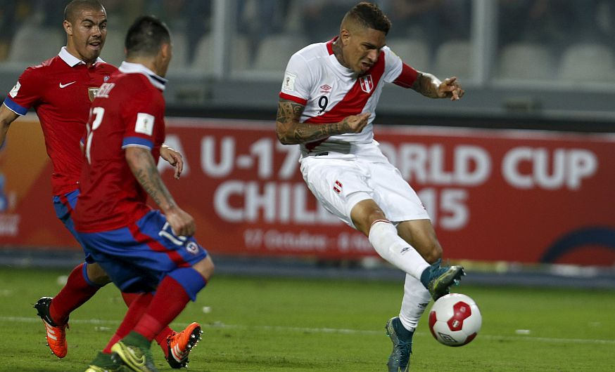 Perú perdió 4 - 3 ante Chile en partido por las Eliminatorias Rusia 2018 [Video]