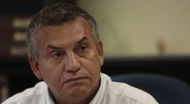 Daniel Urresti:'Dedicarme a la campaña me ha dejado sin trabajo y endeudado'. (Perú21)