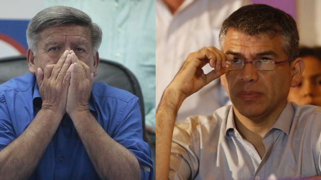 JNE confirma que Julio Guzmán y César Acuña quedan fuera de la contienda electoral. (USI)