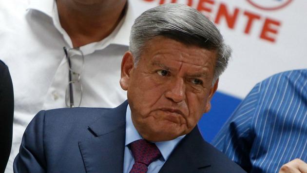 Indecopi abrió proceso sancionador a César Acuña por presunto plagio de libro. (Anthony Niño de Guzmán)