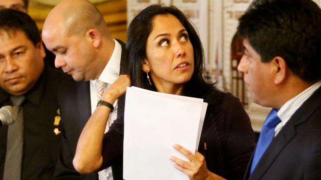 Comisión de fiscalización esperará unos días más por respuesta de Nadine Heredia. (César Fajardo)
