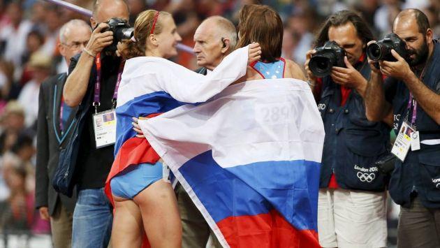 27 deportistas de Rusia han dado positivo por meldonium. (Reuters)