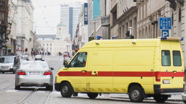 Bruselas: Balance de fallecidos por atentados se eleva a 35 . (EFE)