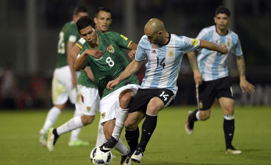 Argentina ganó 2-0 a Bolivia en partido por Eliminatorias Rusia 2018 [Videos]