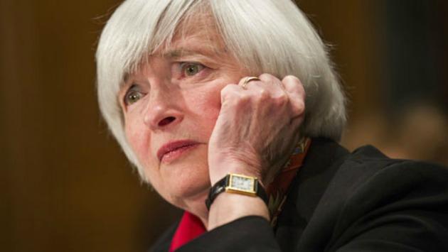 Janet Yellen, titular de la Reserva Federal de Estados Unidos. (USI)