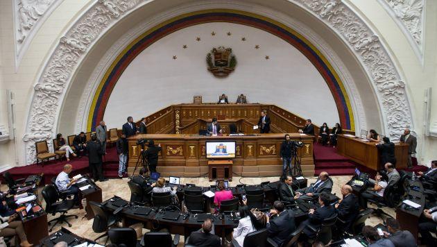 Venezuela: Asamblea Nacional aprobó ley de amnistía para presos políticos. (EFE)