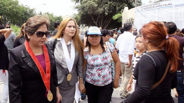 Fiscales estarán repartidos a nivel nacional. (Andina)