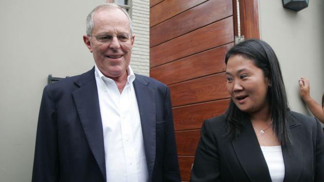 PPK y Keiko Fujimori disputarán la segunda vuelta de las Elecciones 2016. (Perú21)