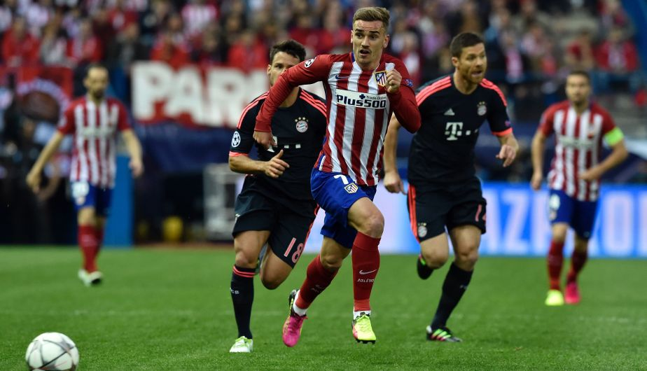 Atlético de Madrid derrotó 1-0 al Bayern Munich en España por las semifinales de la Champions League