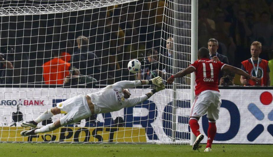 Bayern Múnich venció por penales al Borussia Dortmund y se coronó campeón de la Copa de Alemania [Fotos y video]