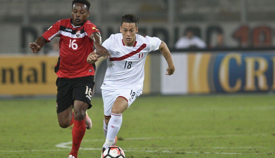 Perú goléo 4-0 a Trinidad y Tobago con anotaciones de Da Silva y Benavente [Fotos y video]
