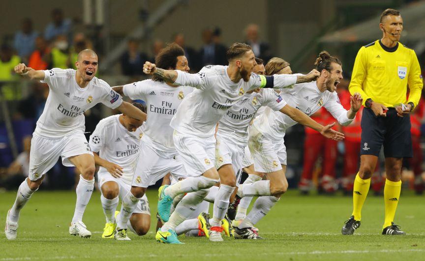 Real Madrid venció por penales al Atlético de Madrid y es campeón de la Champions League [Fotos]