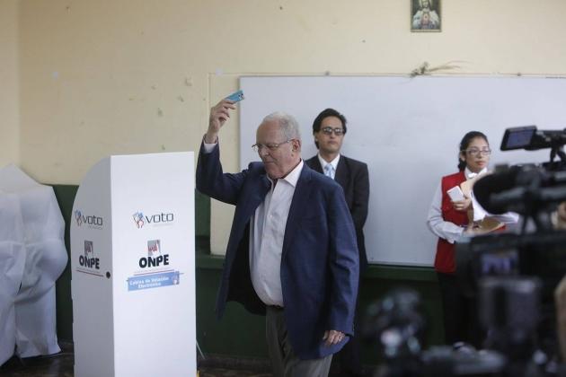 Elecciones 2016 Flash electoral