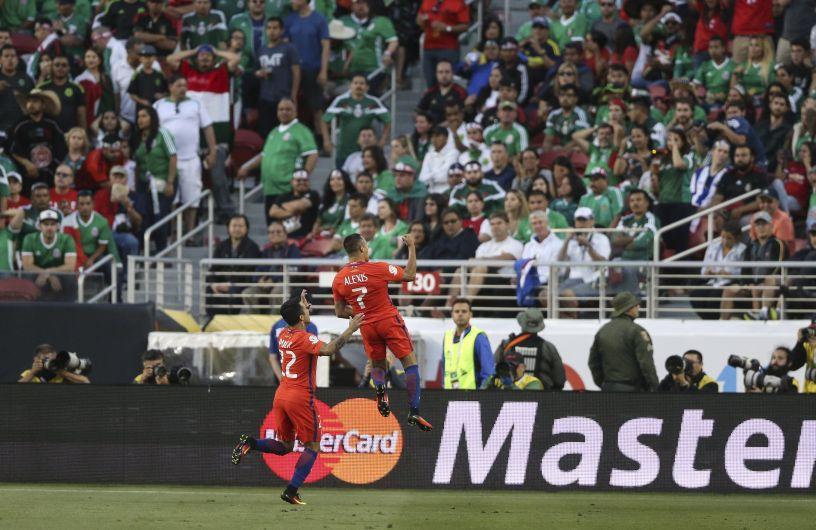 Chile goleó 7-0 a México con póker de Eduardo Vargas y pasó a las semifinales de la Copa América Centenario [Fotos y Video]